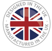 Designed and Manufactured in the UK