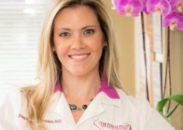 Dr Stephanie Molden