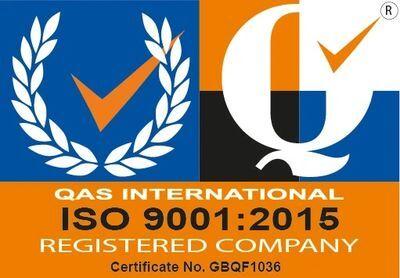QAS International ISO 9001:2015
